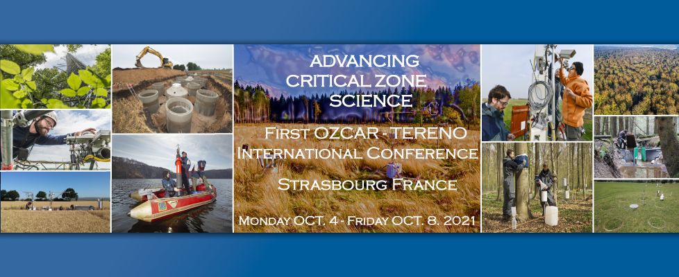TERENO - OZCAR International Conference